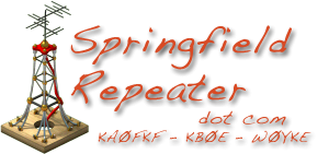 Springfield, Missouri Repeaters