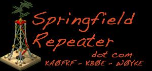 Springfield, Missouri Repeaters